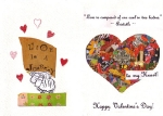 Valentine's Cay Card - Inside